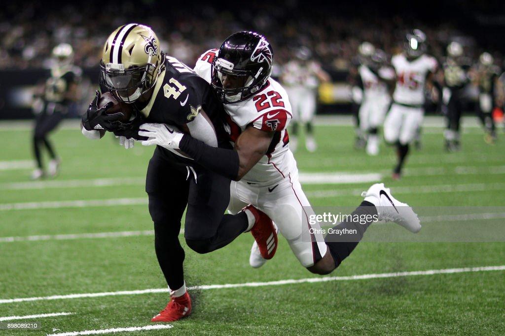 Atlanta Falcons vNew Orleans Saints