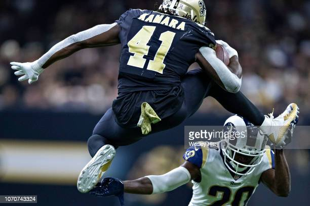 World S Best Alvin Kamara Stock Pictures Photos And Images