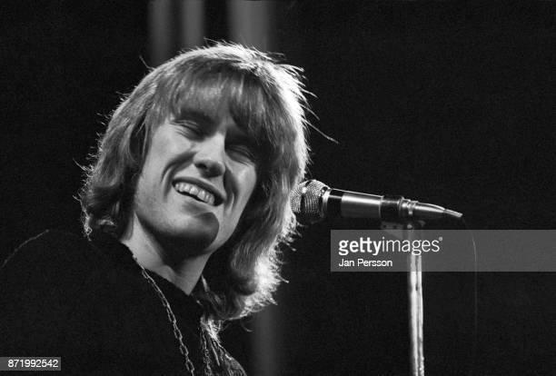 Alvin Lee of Ten Years After performing in Copenhagen Denmark 1969