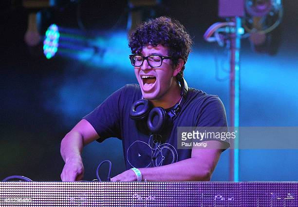 Alvin Risk performs at The Global Poverty Project's 'THANK YOU FESTIVAL' at Merriweather Post Pavillion on June 26 2014 in Columbia Maryland