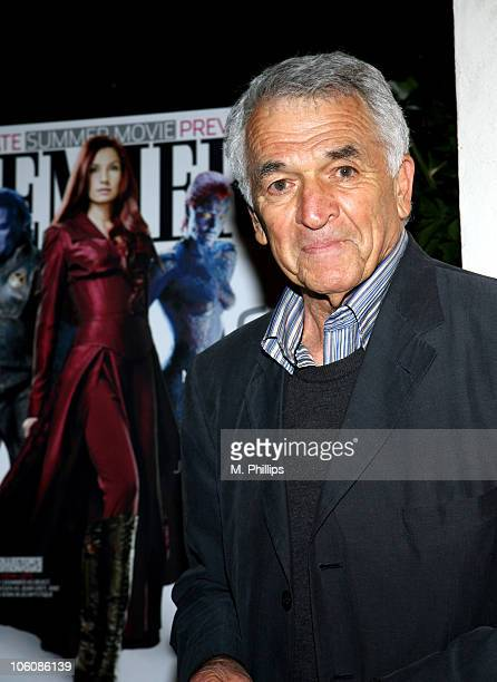 Alvin Sargent during Writer's Guild of America 101 Greatest Screenplays Arrivals at WGA Theater in Beverly Hills California United States