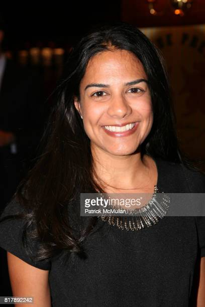 Alvina Patel attends The launch of 'True Prep' at Brooks Brothers on September 14 2010 in New York