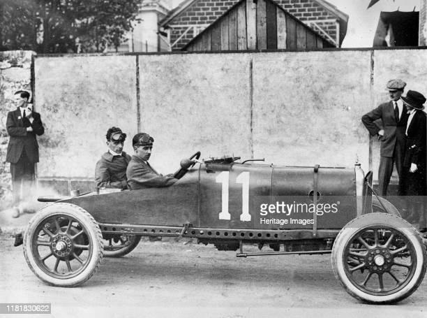Alvis Harvey at Grand Prix des Voiturettes Le Mans Creator Unknown