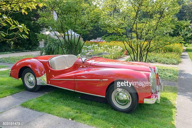 Alvis TB14 Special Sports Tourer classic car