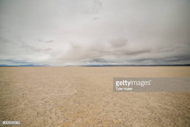 alvord desert playa - steens mountain stock pictures, royalty-free photos & images