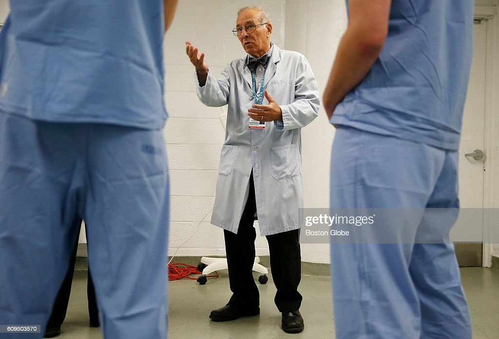 Anatomy Lab At Tufts University School Of Medicine Pictures | Getty ...
