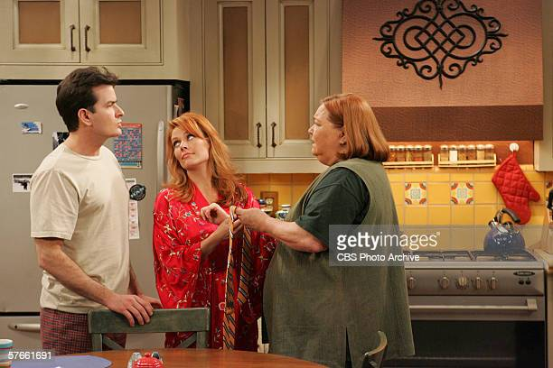 """Always a Bridesmaid, Never a Burro""-- Charlie introduces his new girlfriend Mandi to Berta on TWO AND A HALF MEN, scheduled to air on the CBS..."