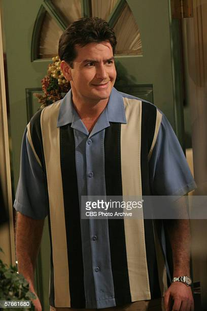 Always a Bridesmaid Never a Burro Charlie Sheen stars as Charlie Harper in TWO AND A HALF MEN scheduled to air on the CBS Television Network