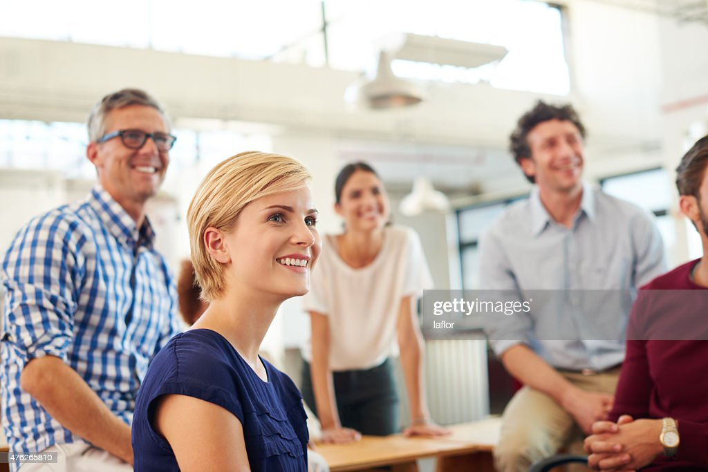 Always be positive : Stock Photo
