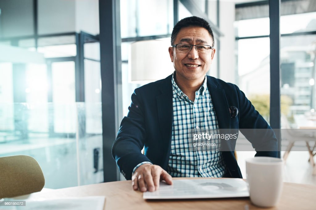 I always bring success to my name : Stock Photo