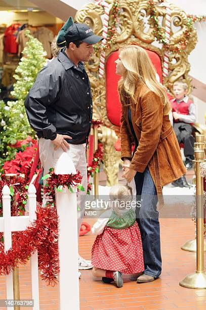 LIGHTS Always Episode 513 Pictured Kyle Chandler as Coach Eric Taylor Madilyn Elizabeth Landry as Gracie Taylor Connie Britton as Tami Taylor Photo...