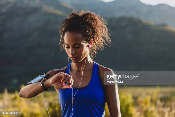always keep track of your process - fitness tracker stock pictures, royalty-free photos & images