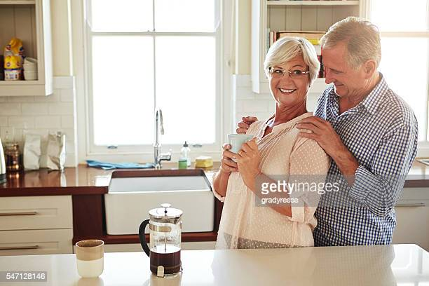 always remind her how beautiful she is… - husband massage wife stock photos and pictures