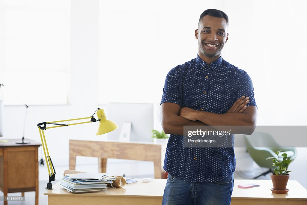 I always saw myself in a creative line of work : Stock Photo
