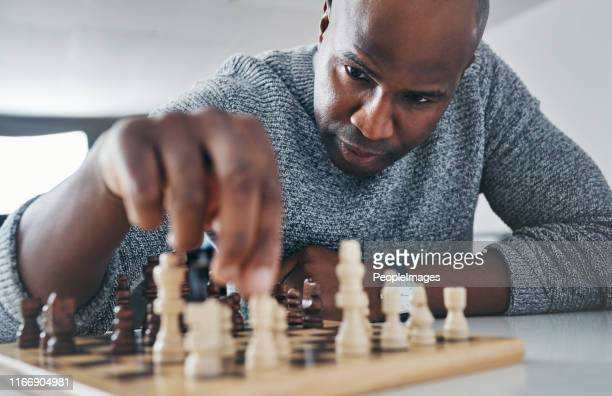 always stay a move ahead of the game - chess stock pictures, royalty-free photos & images