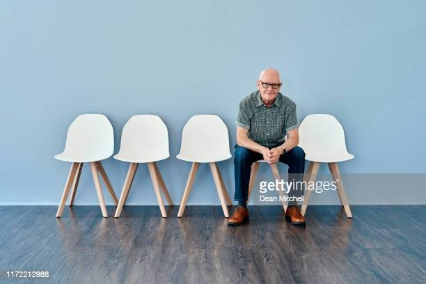always take your chances in life - waiting room stock pictures, royalty-free photos & images