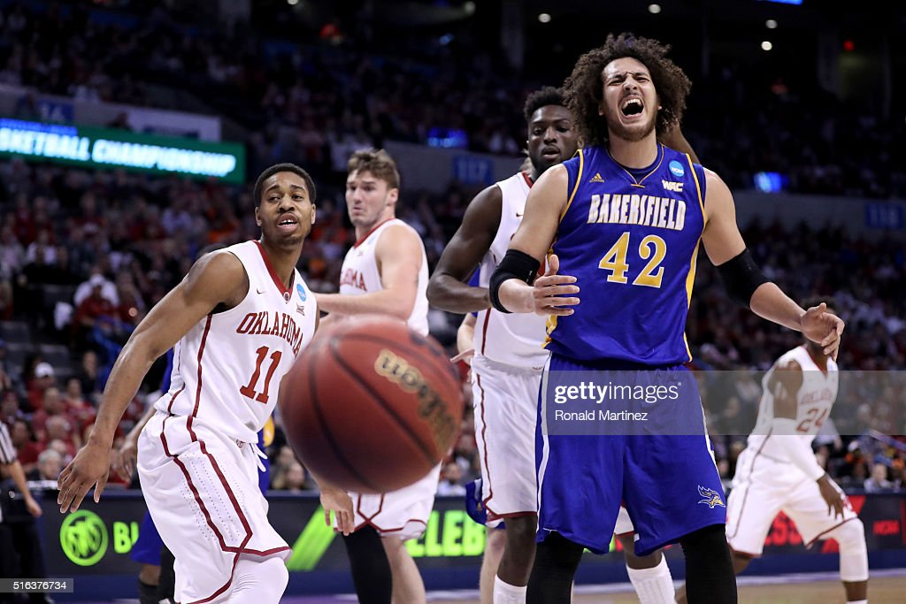 NCAA Basketball Tournament - First Round - Oklahoma City