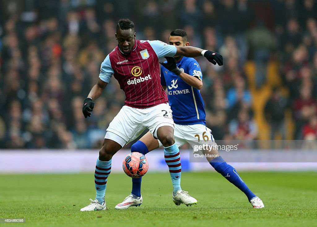 Aston Villa v Leicester City - FA Cup Fifth Round : News Photo