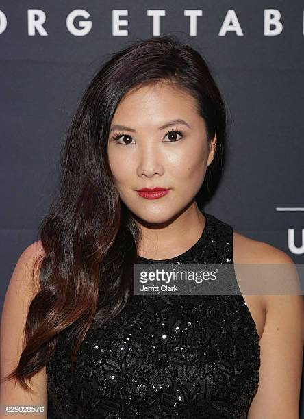 Aly Maki attends the 15th Annual Unforgettable Gala at The Beverly Hilton Hotel on December 10 2016 in Beverly Hills California