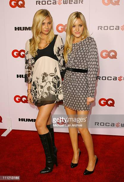 Aly Michalka and AJ Michalka of Aly AJ during JayZ Celebrates Kingdom Come Album Release Party Arrivals at Area in West Hollywood California United...