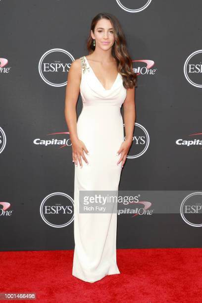 Case Keenum attends the 2018 ESPYS at Microsoft Theater on July 18 2018 in Los Angeles California