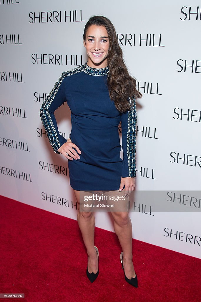 Sherri Hill - Front Row & Backstage - September 2016 New York Fashion Week: The Shows