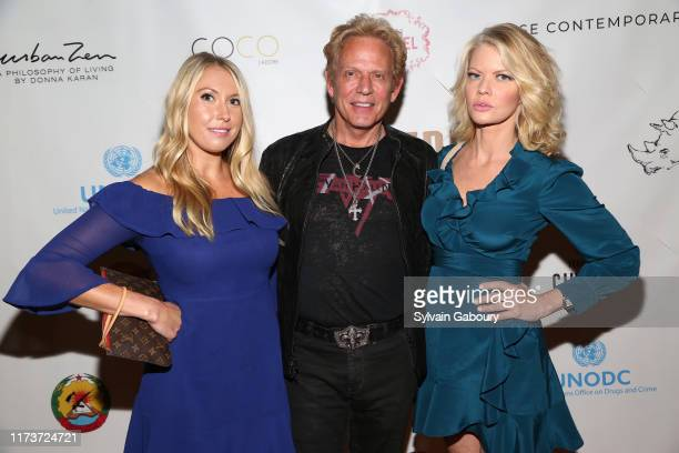 Alycia Powers Don Felder and Diane McInerney attend ACCF Impact Benefit and Auction at Chase Contemporary on September 10 2019 in New York City