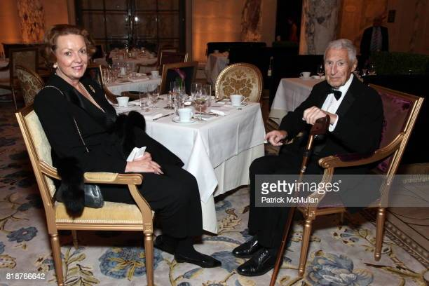 Alys Maslin and Deiter Zander attend BALLET HISPANICO'S 40th Anniversary Spring Gala at The Plaza on April 19 2010 in New York City