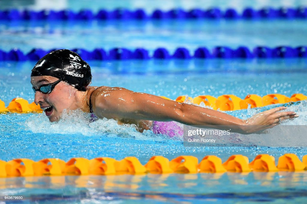 Swimming - Commonwealth Games Day 5 : News Photo