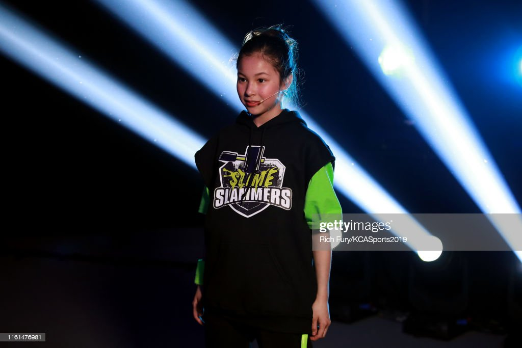 Nickelodeon Kids' Choice Sports 2019 - Backstage : News Photo