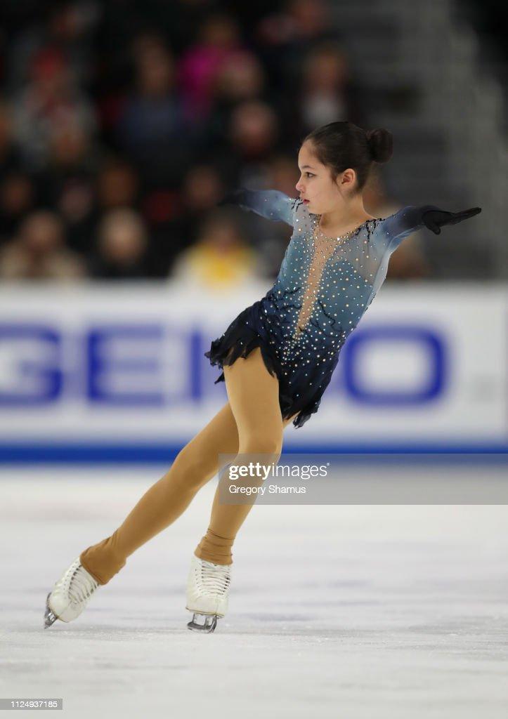 2019 U.S. Figure Skating Championships - Day 4 : News Photo
