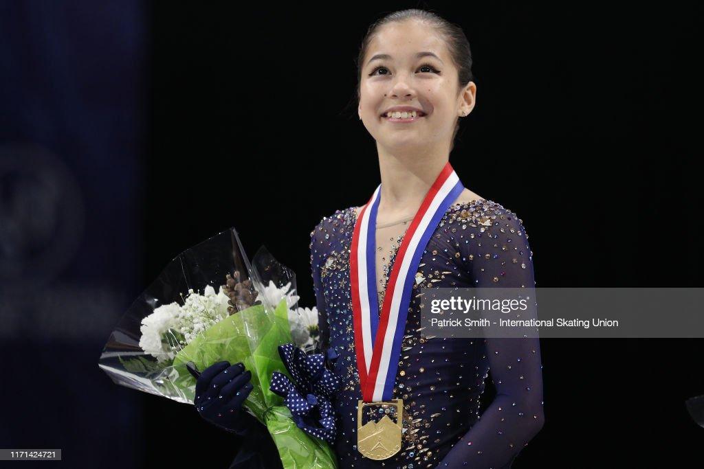 ISU Junior Grand Prix of Figure Skating - Lake Placid : ニュース写真