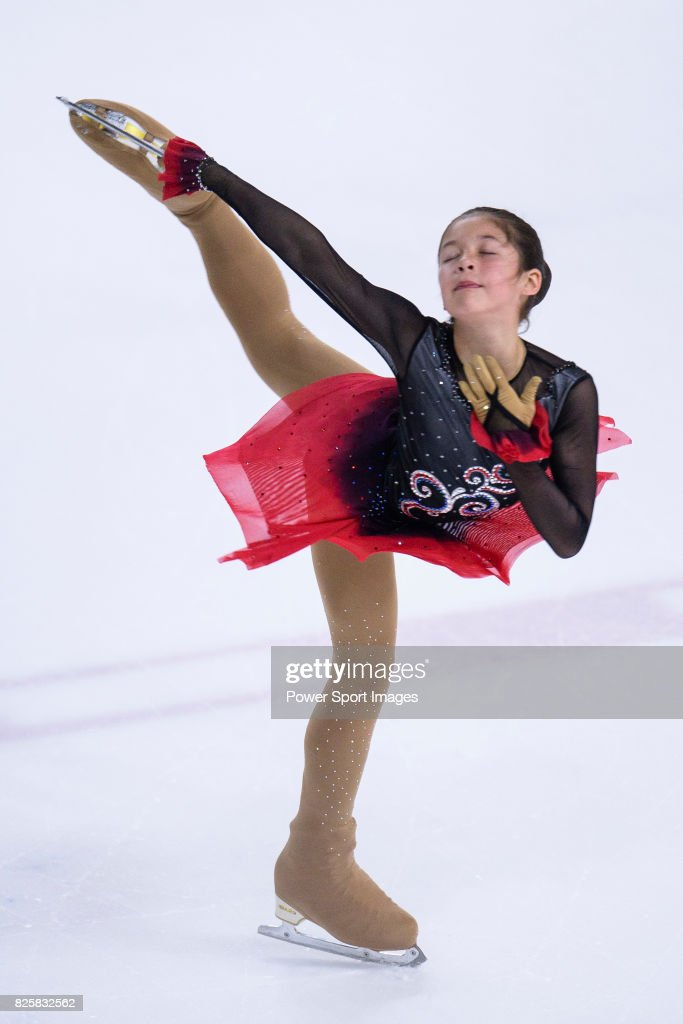 Asian Open Figure Skating Trophy 2017 : News Photo