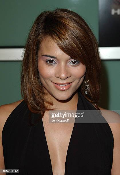 Alysa Reyes during 'Dirty Dancing Havana Nights' World Premiere at The Arclight Cinerama Dome in Hollywood California United States
