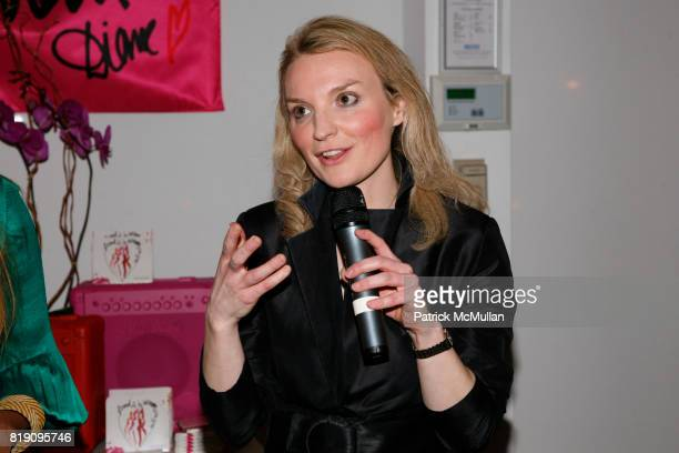 Alyse Nelson attends DIANE von FURSTENBERG celebrates INTERNATIONAL WOMEN'S DAY with 'PROUD TO BE WOMAN' CD release party at Diane von Furstenberg on...