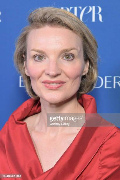 Alyse Nelson attends the PORTER Incredible Women Gala 2018 at Ebell of Los Angeles on October 9 2018 in Los Angeles California