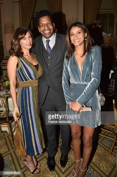 Alysha Marko Julio Peterson and Daisy Pena attend American Friends Of Rabin Medical Center 2018 Annual NYC Gala at The Plaza on November 19 2018 in...