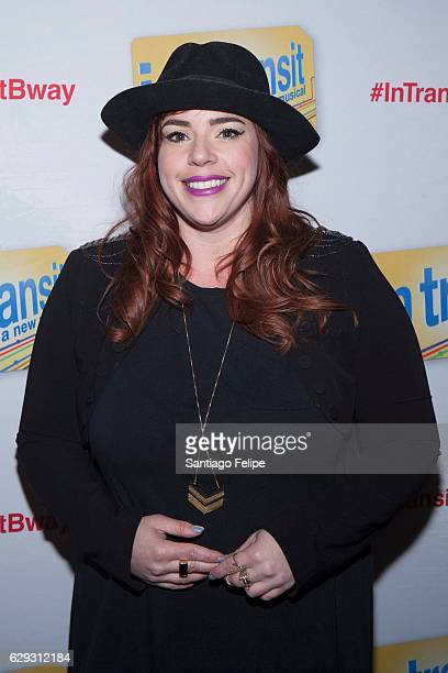 Alysha Umphress attends 'In Transit' Broadway Opening Night at Circle in the Square Theatre on December 11 2016 in New York City