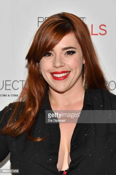 Alysha Umphress attends the 19th Annual Project ALS Benefit Gala at Cipriani 42nd Street on October 25 2017 in New York City