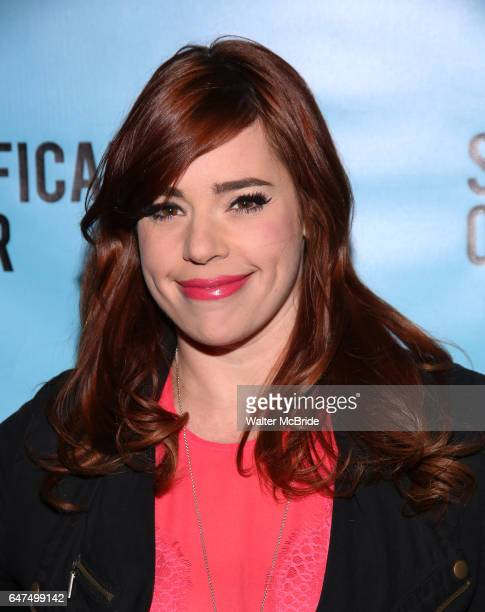 Alysha Umphress attends the Broadway Opening Night performance for 'Significant Other' at the Booth Theatre on March 2 2017 in New York City
