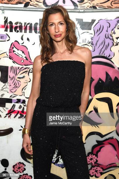 Alysia Reiner attends the 'Solo A Star Wars Story' New York Premiere After Party on May 21 2018 in New York City