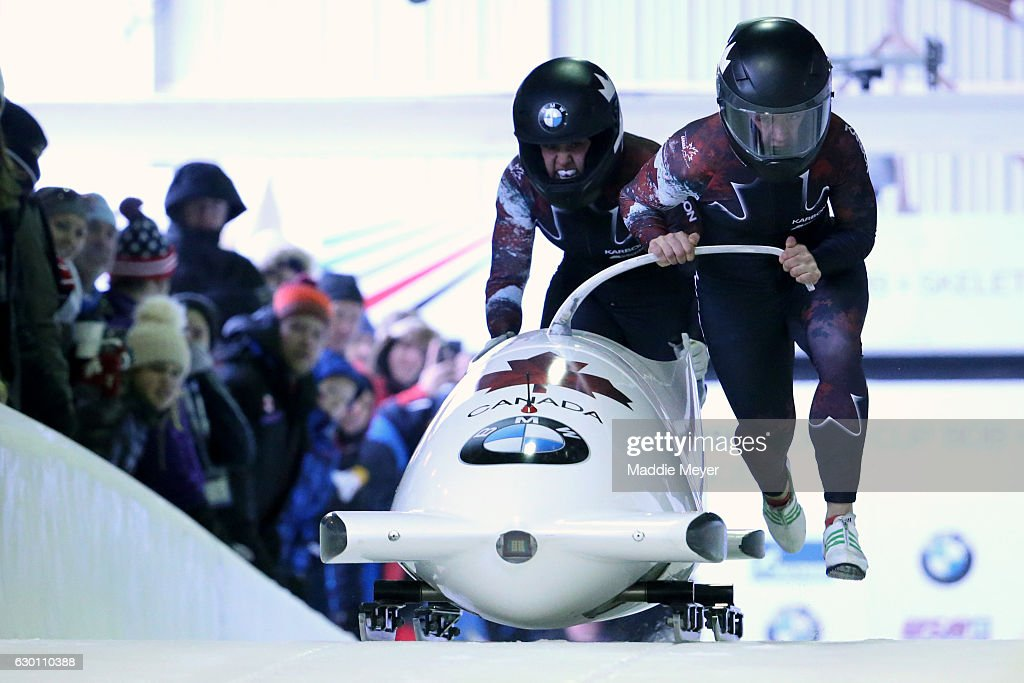 2017 IBSF World Cup Bobsled & Skeleton - Day 1