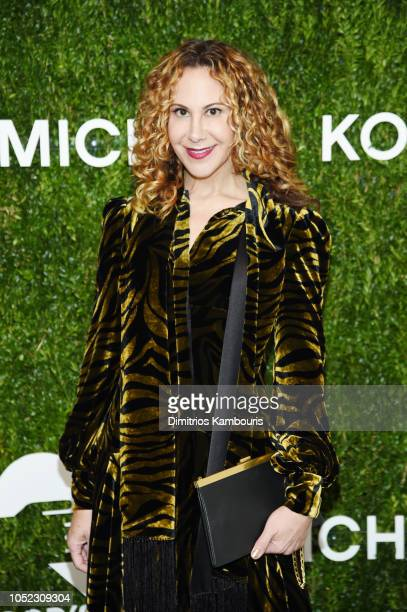 Alyson Cafiero attends God's Love We Deliver Golden Heart Awards at Spring Studios on October 16 2018 in New York City