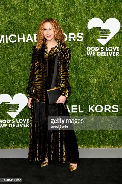 Alyson Cafiero attends The 12th Annual Golden Heart Awards at Spring Studios on October 16 2018 in New York City