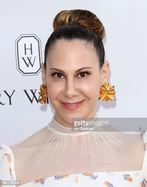 Alyson Cafiero attends the 2018 American Ballet Theatre Spring Gala at The Metropolitan Opera House on May 21 2018 in New York City