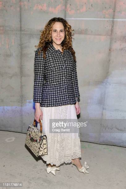 Alyson Cafiero attends the Code 1159 by Audemars Piguet New York launch at The William Vale on March 20 2019 in New York City