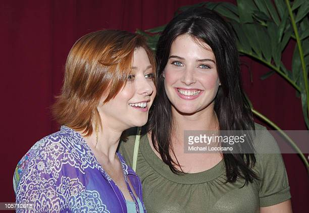 Alyson Hannigan and Cobie Smulders Starring in 'How I Met Your Mother'