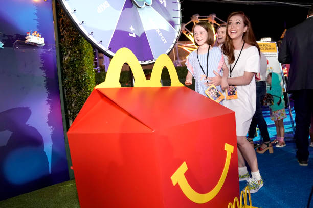 """McDonald's Treats Guests to Happy Meals at the """"Toy Story 4"""" Premiere After Party"""