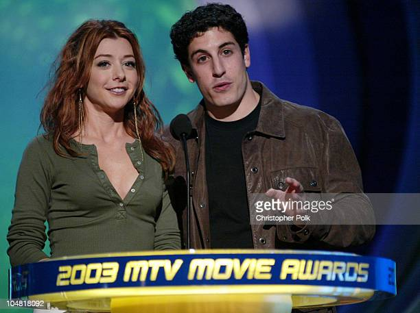 if youre dating a girl who doesnt like star wars puns about navy: alyson hannigan and jason biggs dating