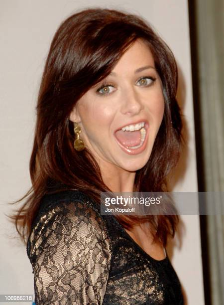 Alyson Hannigan during The Museum of Television Radio Honors Leslie Moonves and Jerry Bruckheimer Arrivals at Beverly Wilshire Hotel in Beverly Hills...